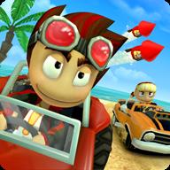 BB Racing沙滩赛车竞速游戏