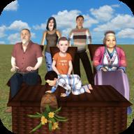 幸福的家庭虚拟冒险手游(Happy Family Virtual Adventure)