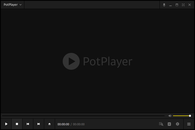 PotPlayer视频播放器截图1