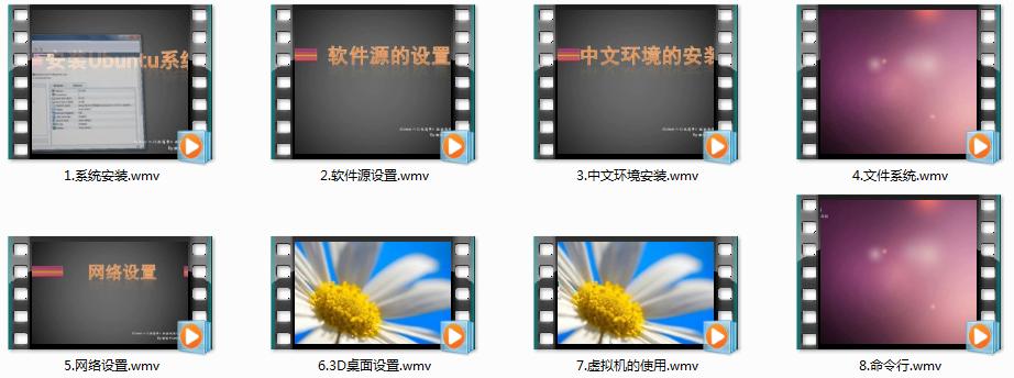 Linux快速入门教学视频截图0