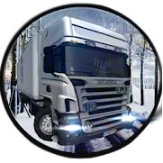 雪地卡车模拟驾驶游戏