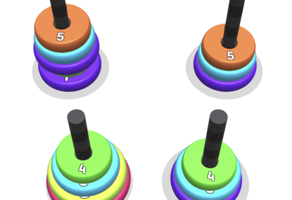 Stack Merge 3D手游