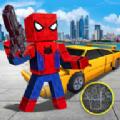 方块蜘蛛侠英雄1.0 安卓版