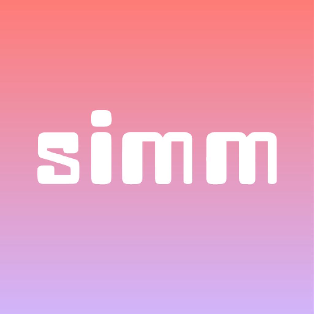 simm社交app