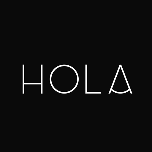 Hola壁�app