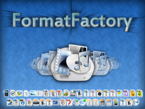 格式工�S(FormatFactory)