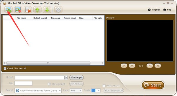 iPixSoft GIF to Video Converter(GIF转视频工具)截图0