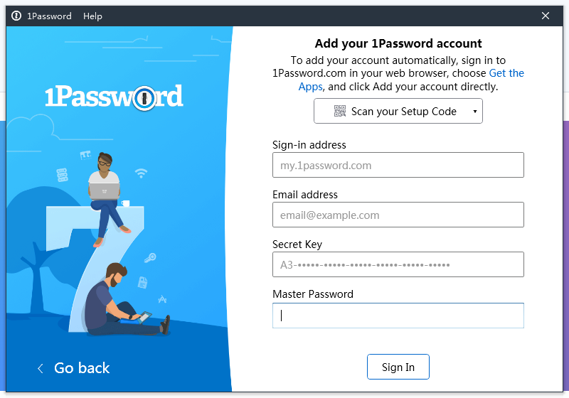 完美密�a管理工具(1Password For Windows)截�D0