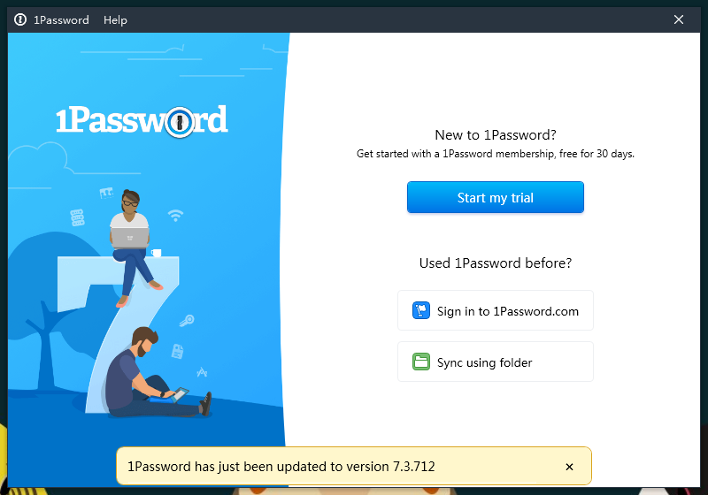 完美密�a管理工具(1Password For Windows)截�D1