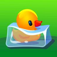 浴缸小黄鸭游戏