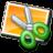 QQ拼音�入法截�D�件1.0 �G色版