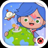 米加小�世界