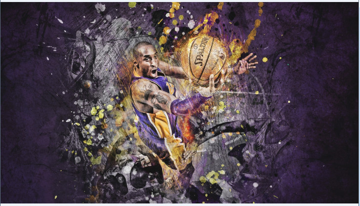 NBA篮球巨星科比壁纸截图2