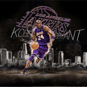 NBA篮球巨星科比壁纸