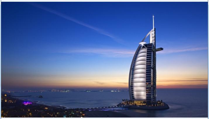 迪拜城市风景桌面壁纸截图0