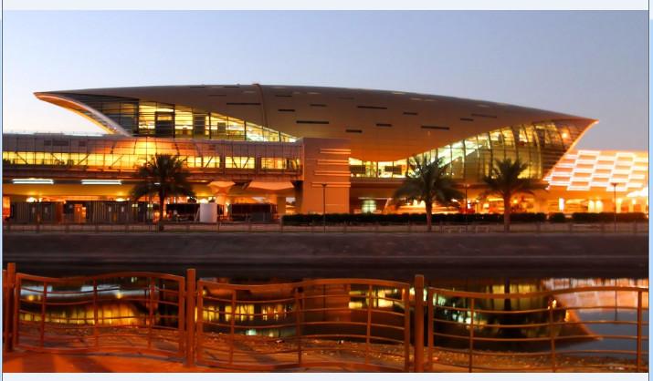 迪拜城市风景桌面壁纸截图2