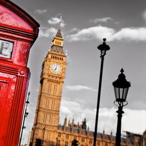 伦敦风景高清桌面壁纸