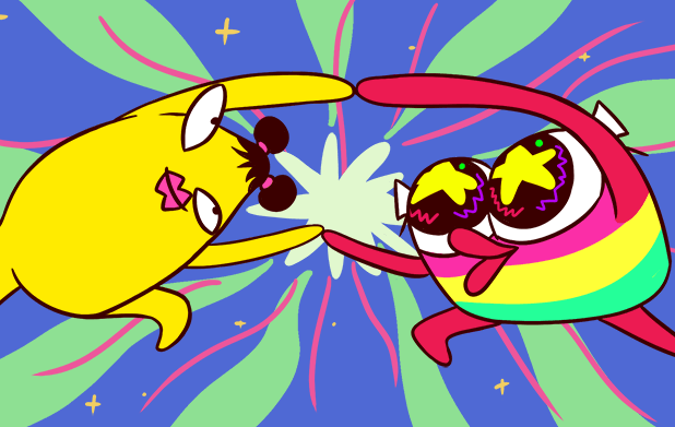 ��檬精和彩虹屁表情包大全截�D1