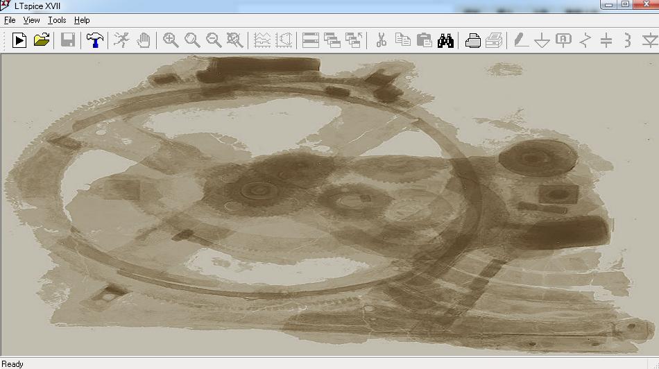 LTspice电子线路图模拟软件截图0