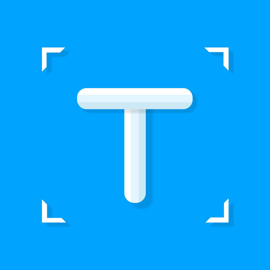 安卓文字扫描识别软件(拍照取字App)