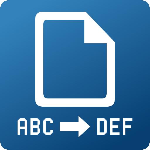 文件批量重命名工具(FileRenamer)
