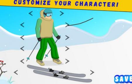 滑雪派对手游