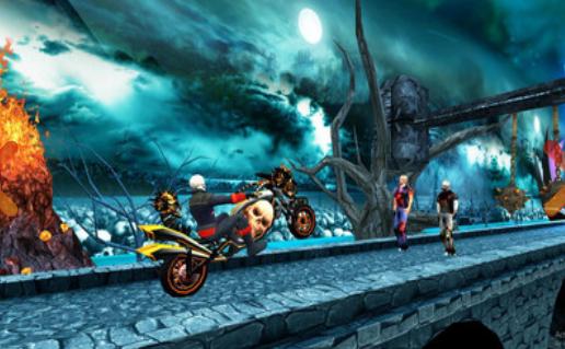 恶灵骑士3D手游截图