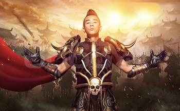 陈小春代言的传奇游戏