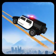 不可能的警车特技游戏1.0.5 安卓最新版