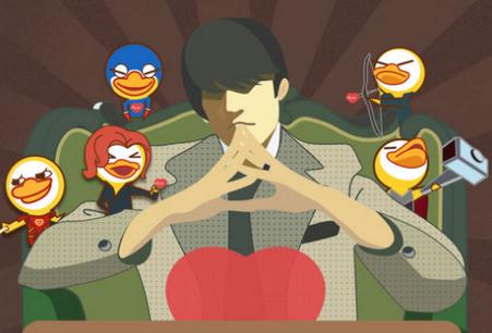 唱鸭(寻找周杰伦)