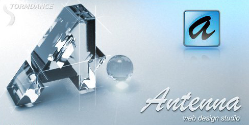 Antenna Web Design Studio(可视化网页设计)截图1