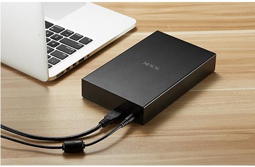 SSK品致USB3.0(HE-S3300)OTB一键备份工具截图2