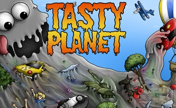 美味星球游戏
