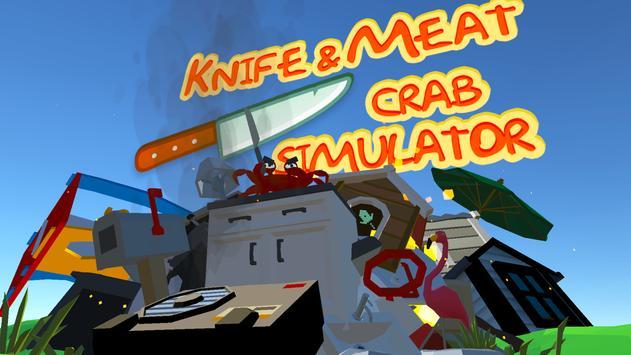 刀与肉螃蟹模拟器(Knife & Meat)截图