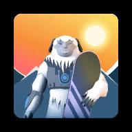 滑雪竞速?#24039;?#36187;(SnowRacer Mountain Rush)1.0.1 安卓最新版