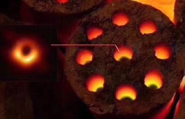 P黑洞照片神器