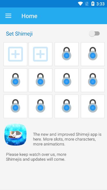 桌宠伴侣app(Shimeji Friends)截图
