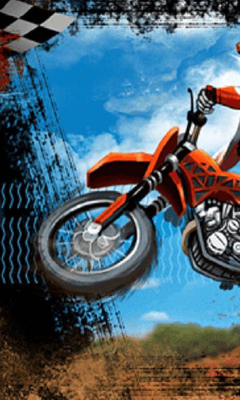摩托车特技王游戏截图