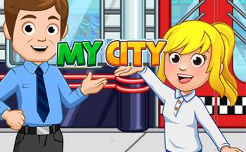我的城市游戏大全