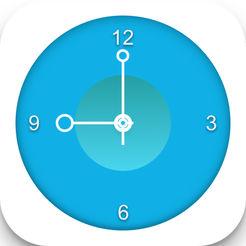 时间罗盘屏保(网红文字时钟壁纸)1.0.2 手机ios版