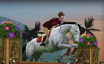 赛马养马的游戏大全_模拟养马游戏可以骑