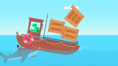恐龙潜水艇(Dinosaur Submarine)