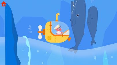 恐龙潜水艇(Dinosaur Submarine)截图