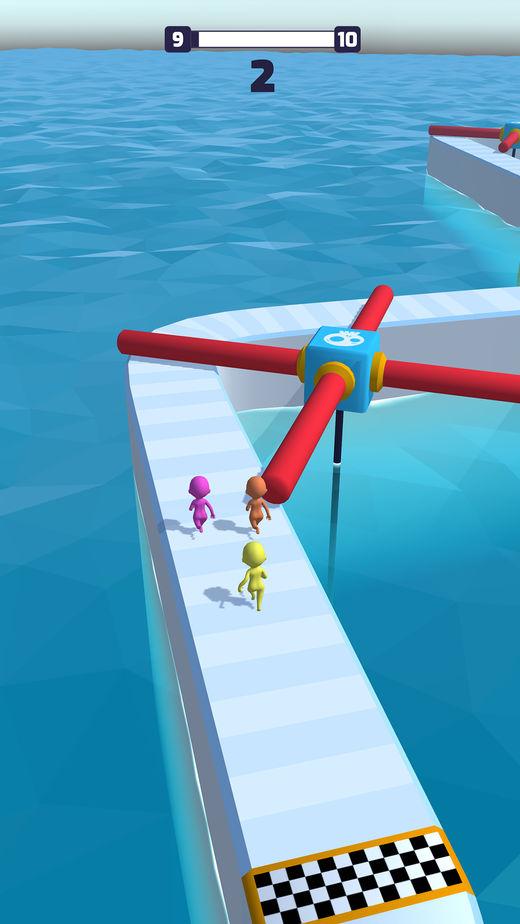 趣味竞赛3D安卓(Fun Race 3D)截图