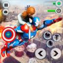 飞行钢甲游戏1.6 安卓版
