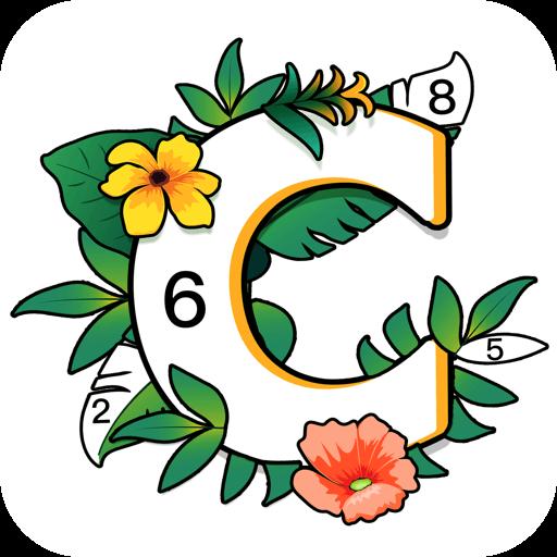 涂色小��家app1.0.2 安卓手�C版