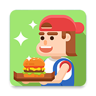 放置�h堡工�S(Idle Burger Factory)1.0 最新版