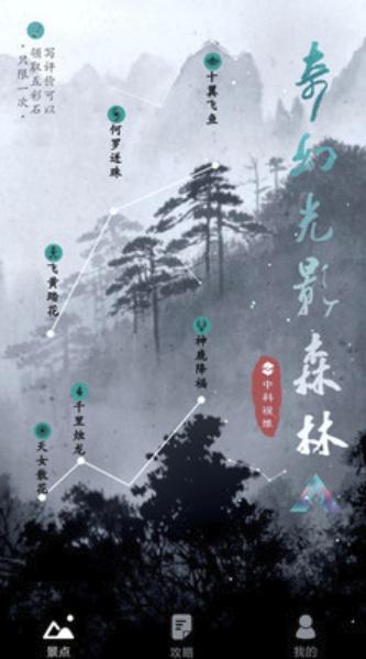 奇幻光影森林app截图