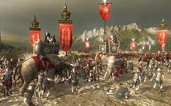 罗马类策略游戏