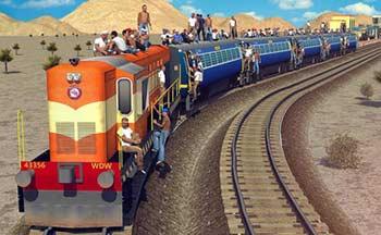 印度火车模拟游戏